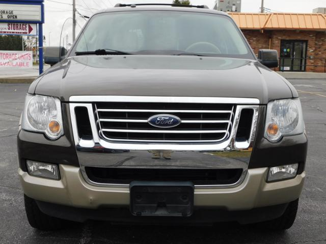 Pre Owned 2008 Ford Explorer 4d Suv 4wd Ed Bauer V6